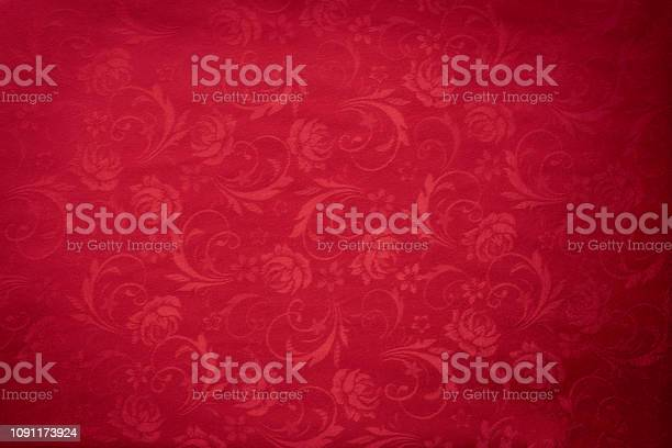 Kopiera Utrymme För Text På Röd Textur Bakgrund Begreppet Kinesiska Nyåret Bakgrund-foton och fler bilder på Abstrakt