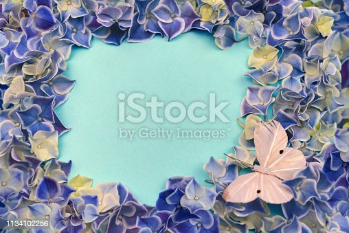 Also known as hortensia, a bouquet of the flower expresses the giver's gratefulness for the recipient's understanding.