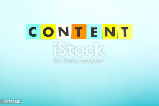 491520835 istock photo Copyspace with the word
