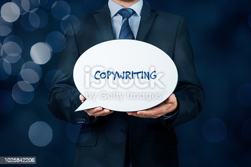881845218istockphoto Copywriting communication concept 1025842206