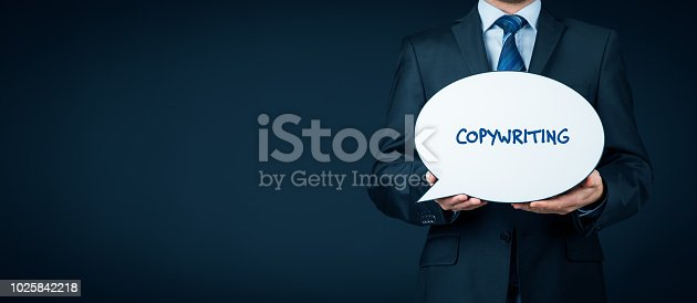 881845218istockphoto Copywriting communication concept 1025842218