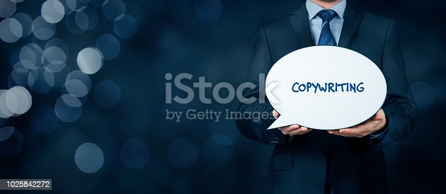 881845218istockphoto Copywriting communication concept 1025842272