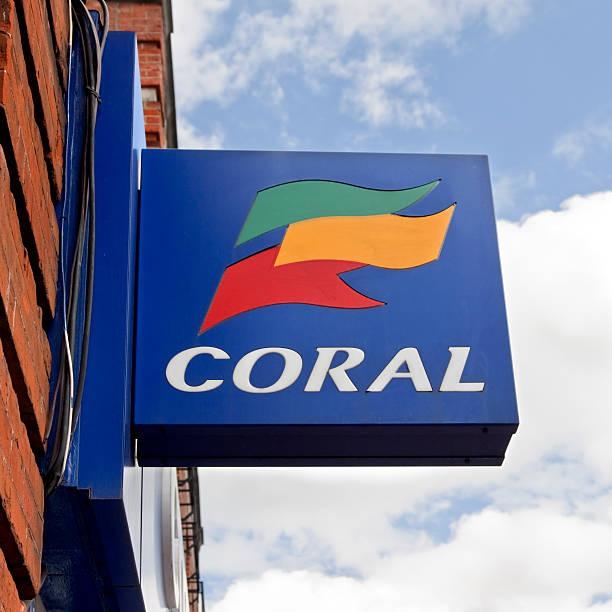 coral wetten shop anmelden - beckenham town stock-fotos und bilder