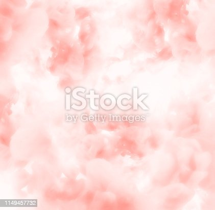 578561164 istock photo Coral ink splashes abstract background 1149457732