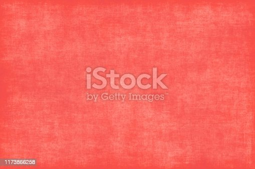 Coral Peach Grunge Concrete Paper Abstract Background Wall Ombre Orange Millennial Pink Pale Texture Copy Space Design template for presentation, flyer, card, poster, brochure, banner