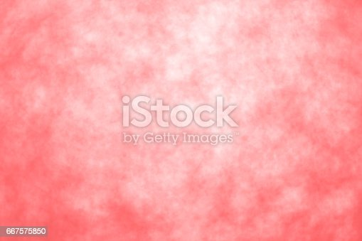 istock Coral Pink and Peach Background Texture 667575850
