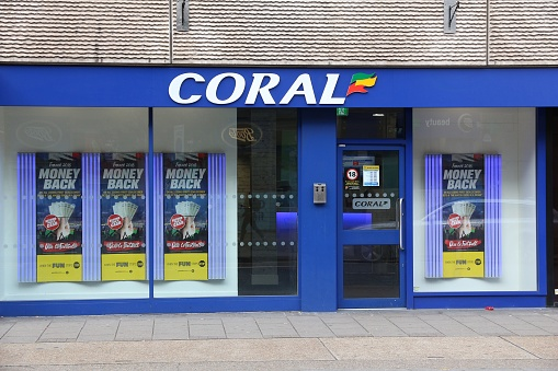 Coral sports betting under over betting strategy