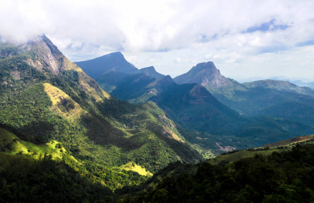 corbet's gap , sri lanka - knuckle stock photos and pictures