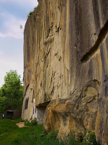 Corbii De Piatra Monastery In Arges County Romania Stock Photo - Download Image Now