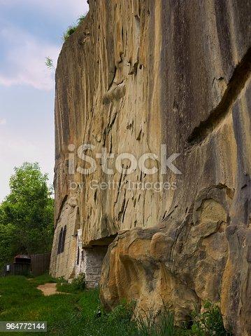 Corbii De Piatra Monastery In Arges County Romania Stock Photo & More Pictures of Basilica