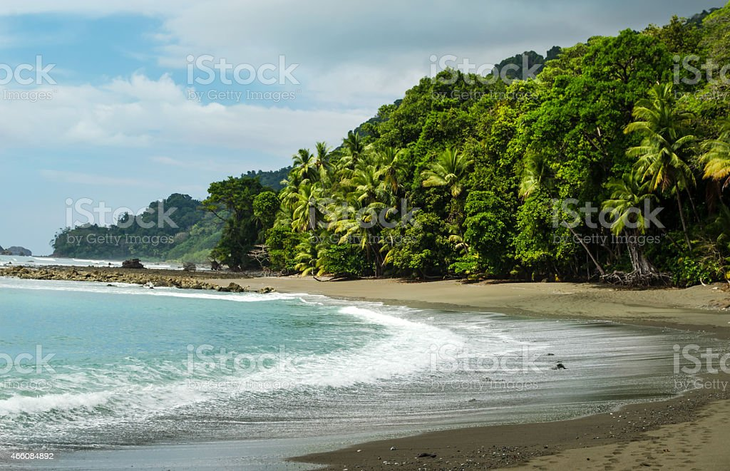 Corcovado National Park, Costa Rica stock photo
