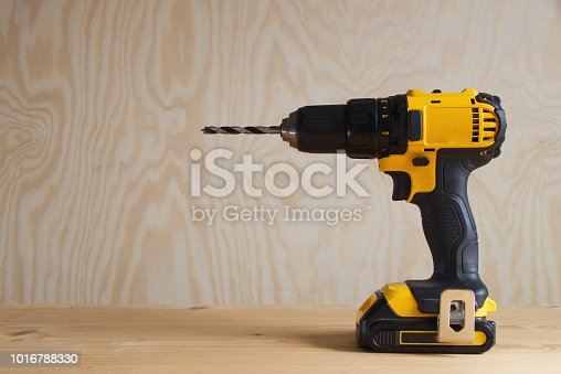 modern electric tool for tradesmen