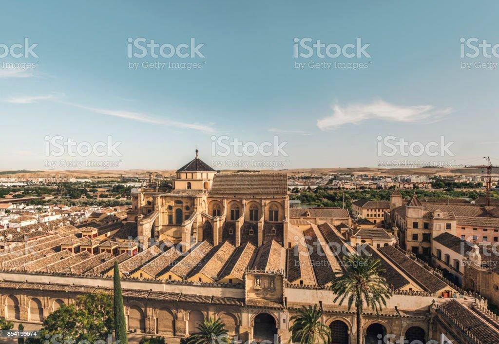 Cordoba Mosque, Spain stock photo