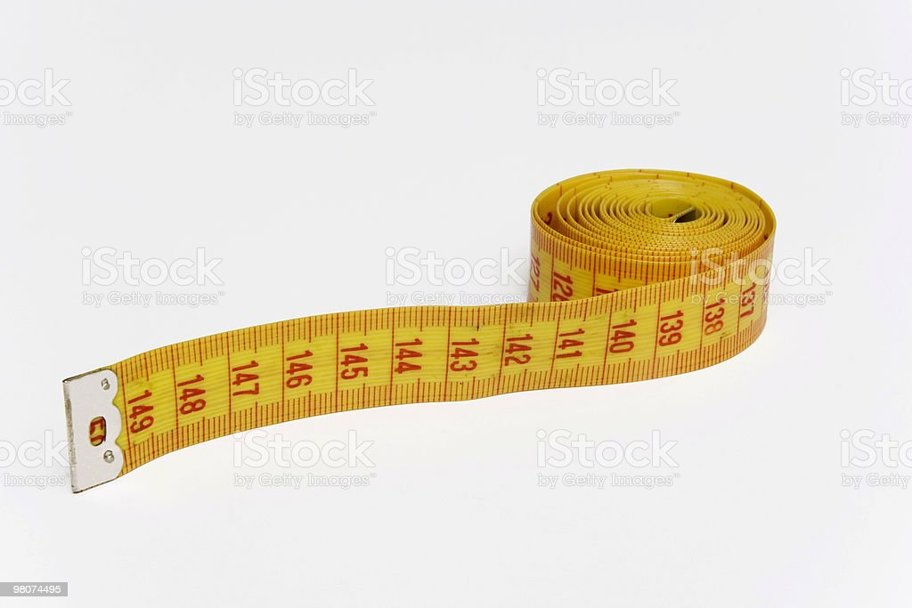 Cordon Tape royalty-free stock photo