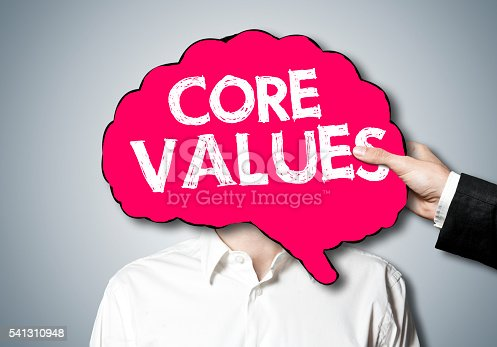184640907istockphoto Core values / Holding brain shape (Click for more) 541310948