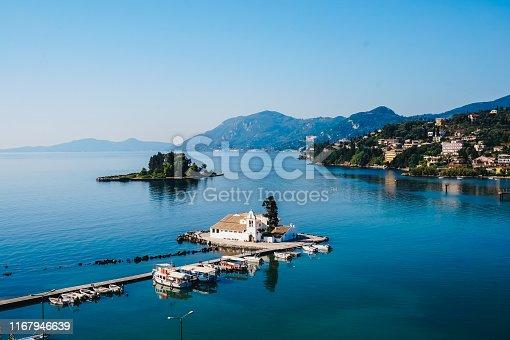 Corfu Island scenics.
