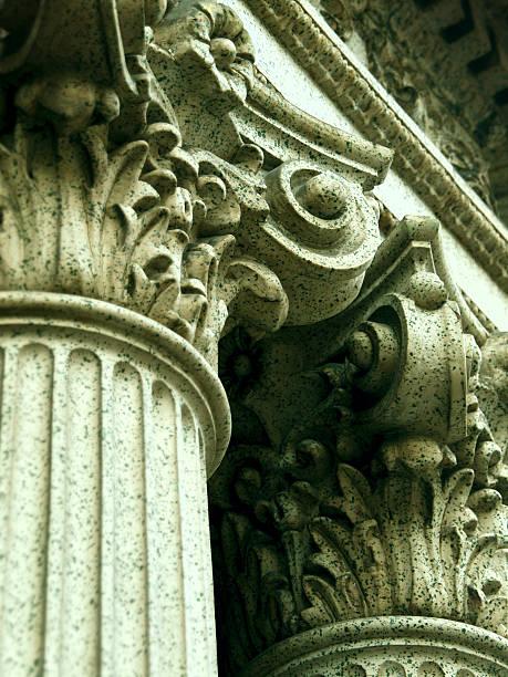 Corithian Säulen 3 – Foto