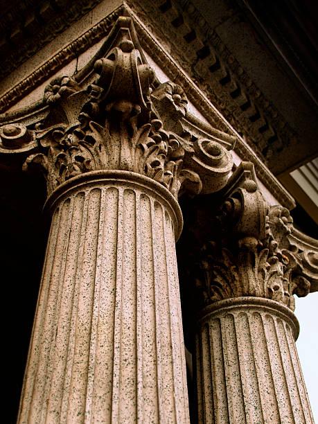 Corithian Säulen – Foto