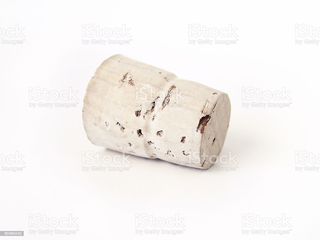 Cork 1 royalty-free stock photo