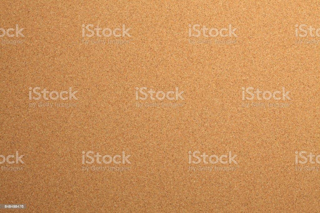 Cork board background stock photo