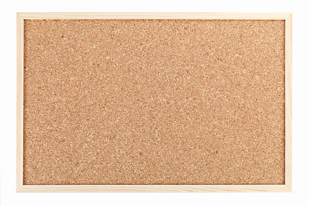 cork board - bulletin board stock pictures, royalty-free photos & images