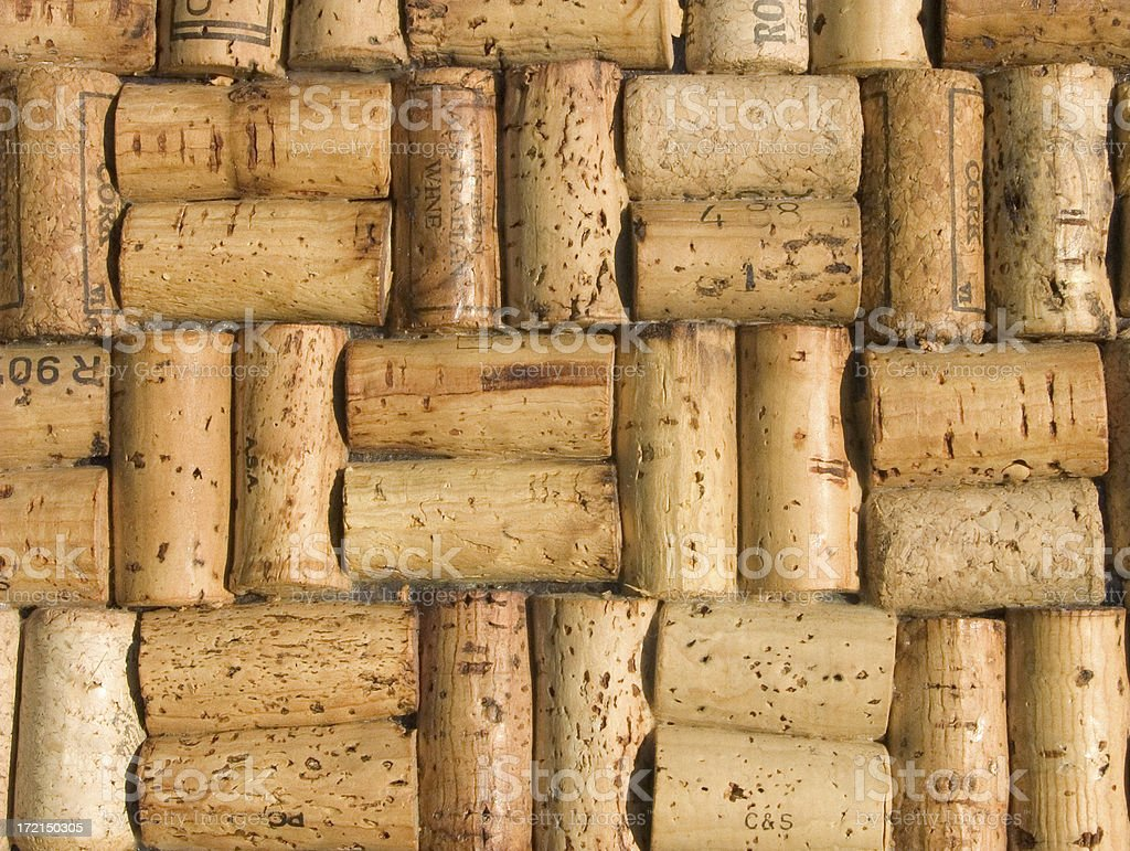 cork pinboard background royalty-free stock photo