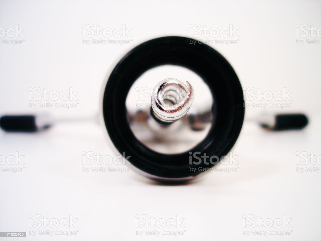 Cork Screw royalty-free stock photo