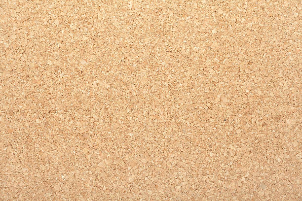 cork seamless texture background - bulletin board stock pictures, royalty-free photos & images