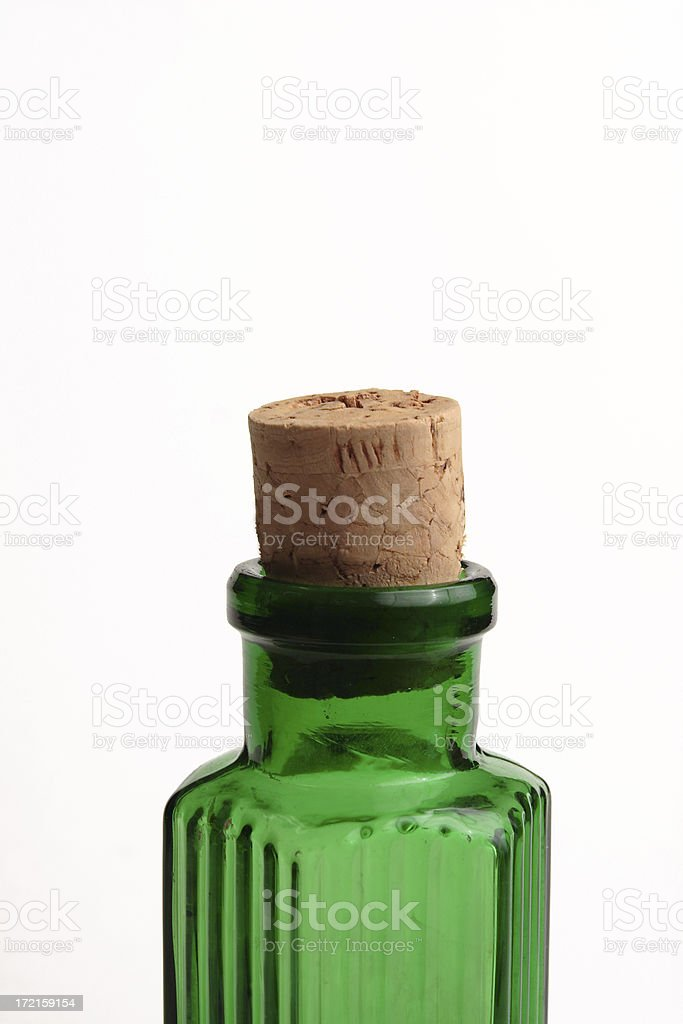 Cork Stopper royalty-free stock photo