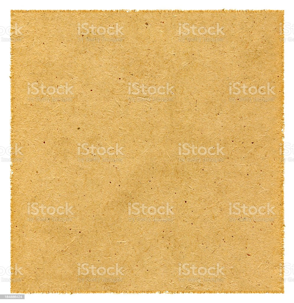 Cork textured background isolated royalty-free stock photo