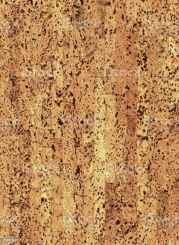 Cork tiles background stock photo
