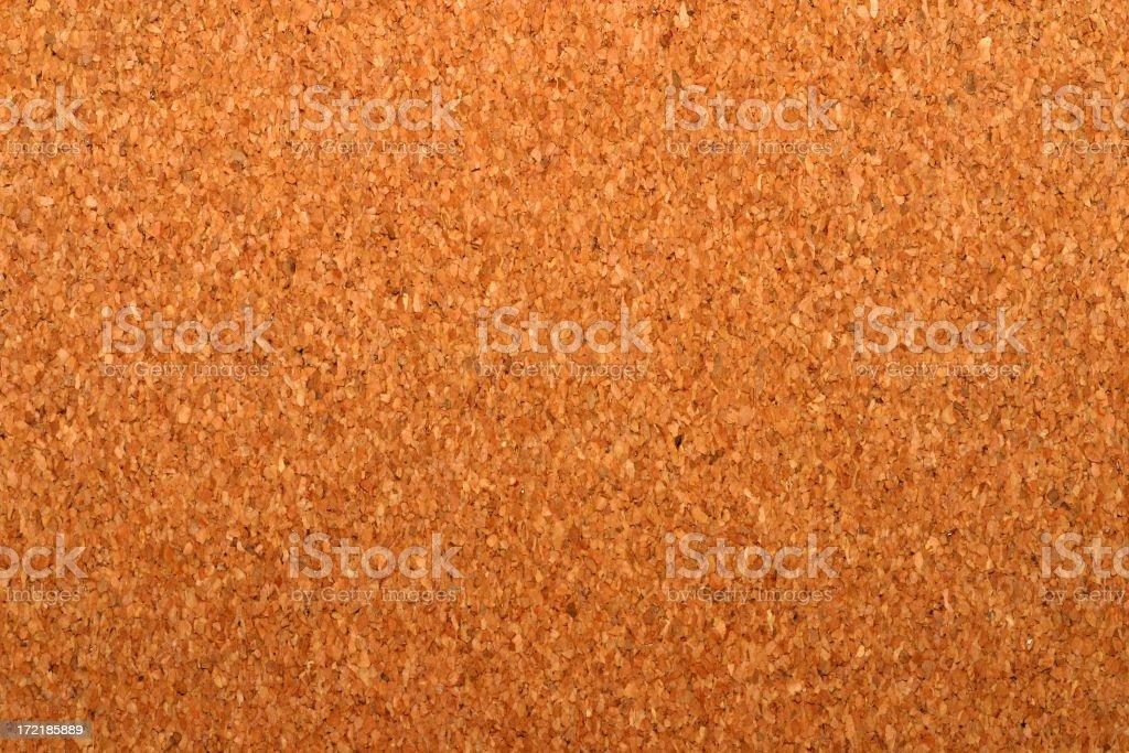 Corkboard royalty-free stock photo