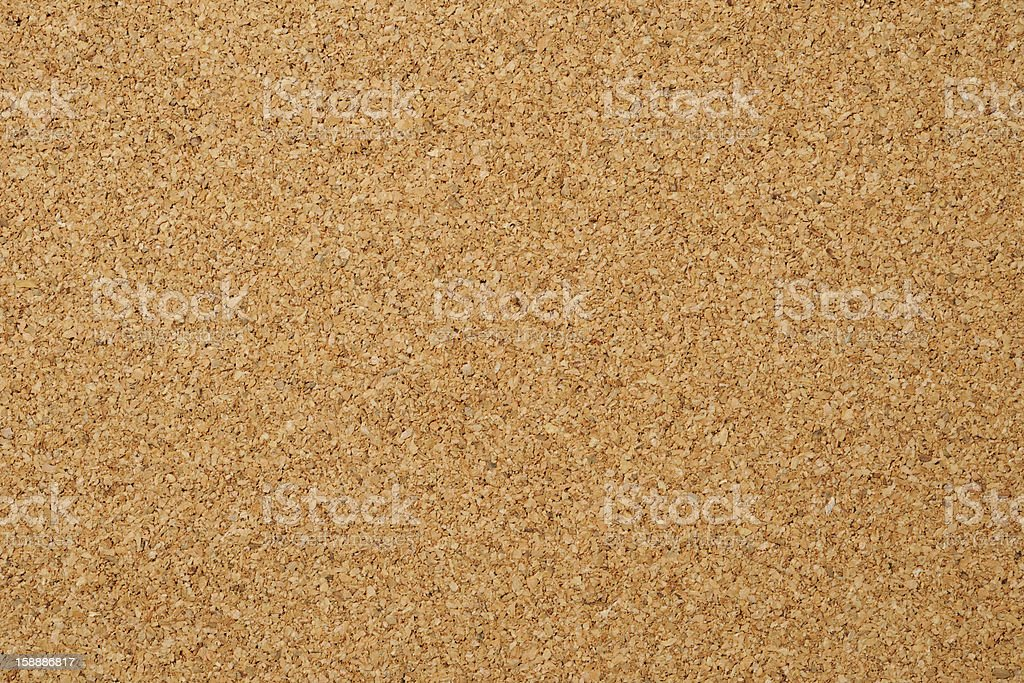 Corkboard texture background stock photo