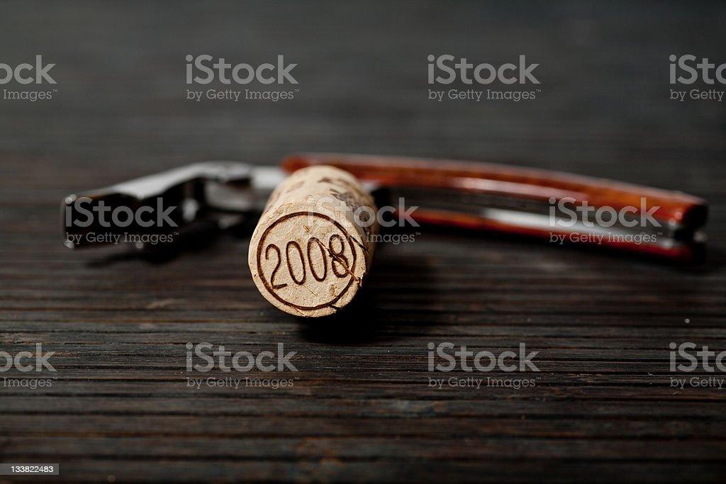 corkscrew stock photo