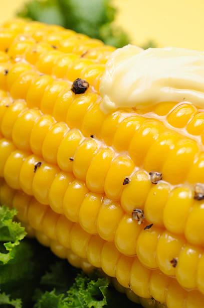 Corn Geschäftsschluss Mahlzeit – Foto
