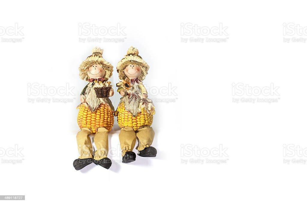 Boneca de milho - foto de acervo