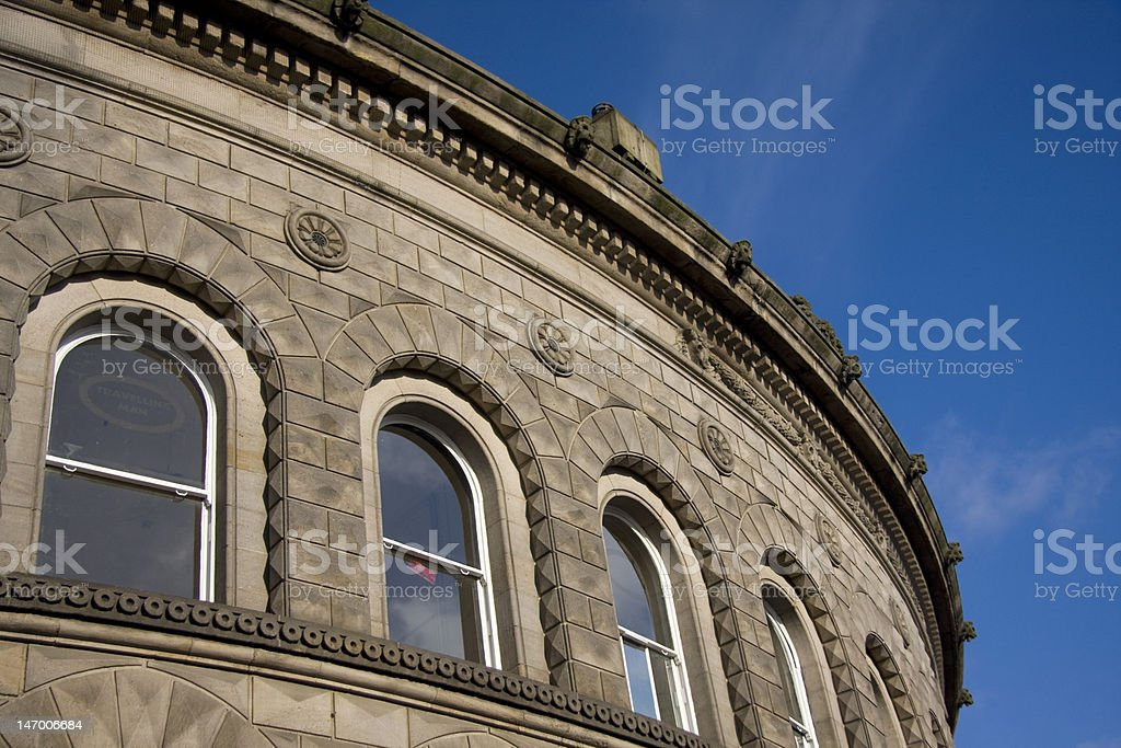 Corn Exchange, Leeds, Yorkshire, Architecture royalty-free stock photo