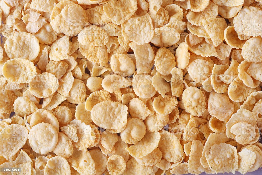corn flake as background. royalty-free stock photo