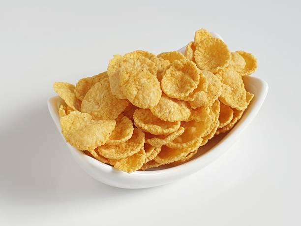 Corn Flakes Breakfast Cereal – zdjęcie