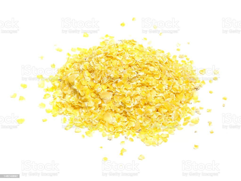 Corn Flakes royalty-free stock photo