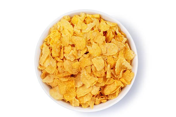 corn flakes (copos de maíz) - corn flakes fotografías e imágenes de stock