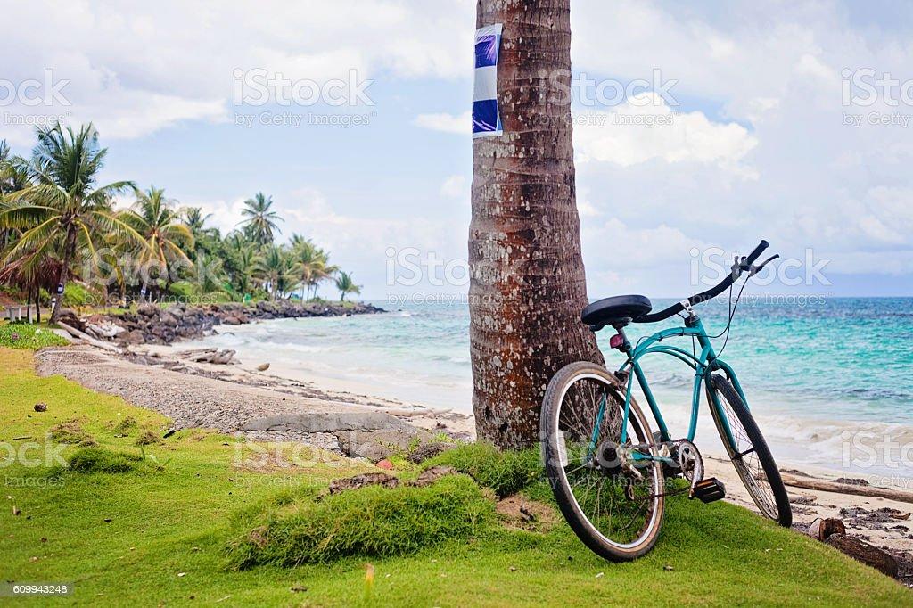Corn Island Biking - foto de stock