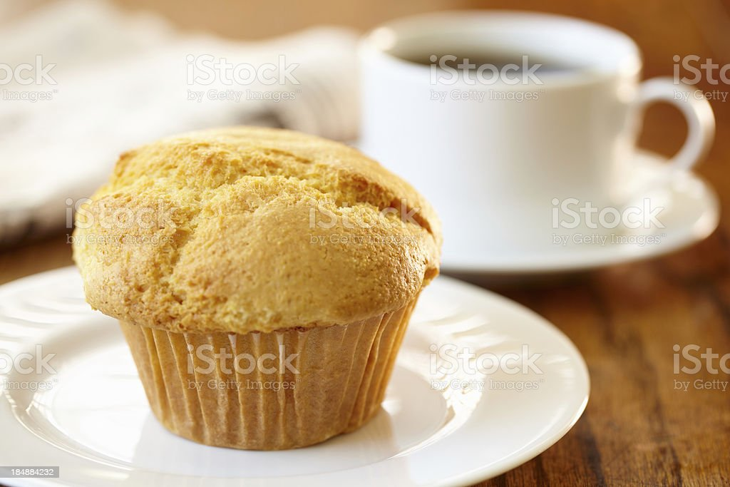 Corn Muffin royalty-free stock photo