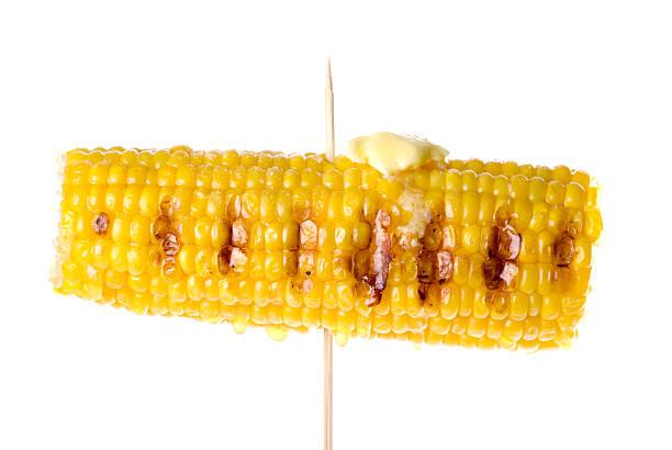 Corn On The Cob bildbanksfoto