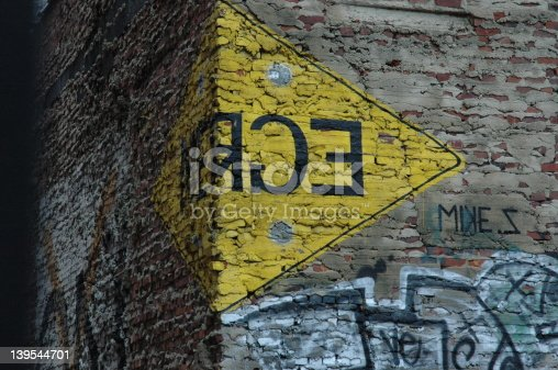 istock Corner Graffiti 139544701