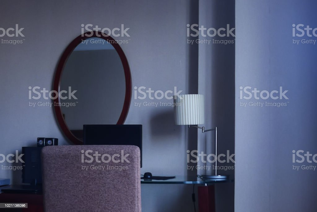A Corner Of The Apartment With Some Basic Daily Necessities ...