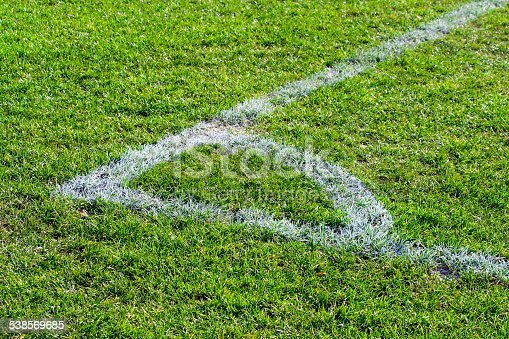 istock corner point on the football field soccer 538569685