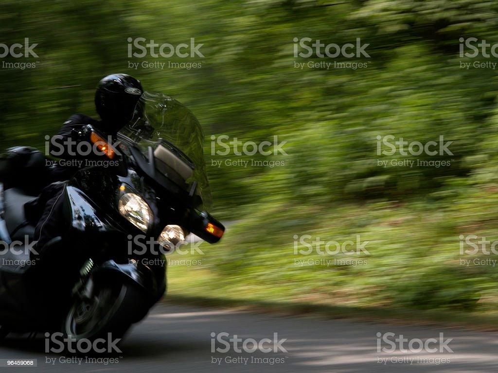 Corner Speed stock photo
