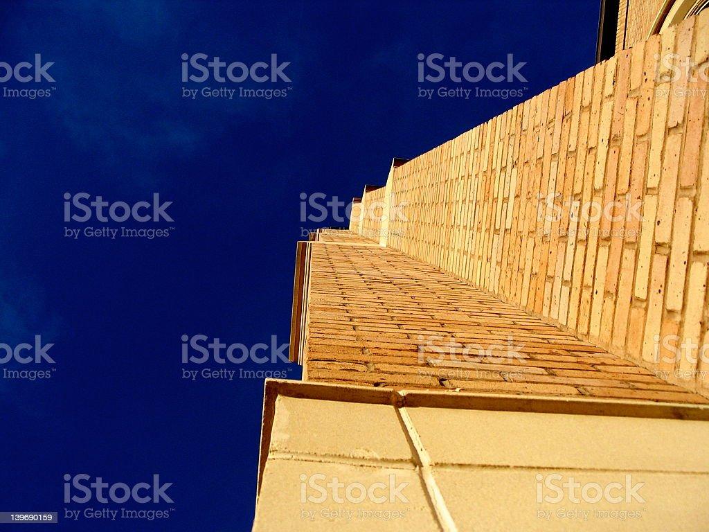Cornerstone royalty-free stock photo