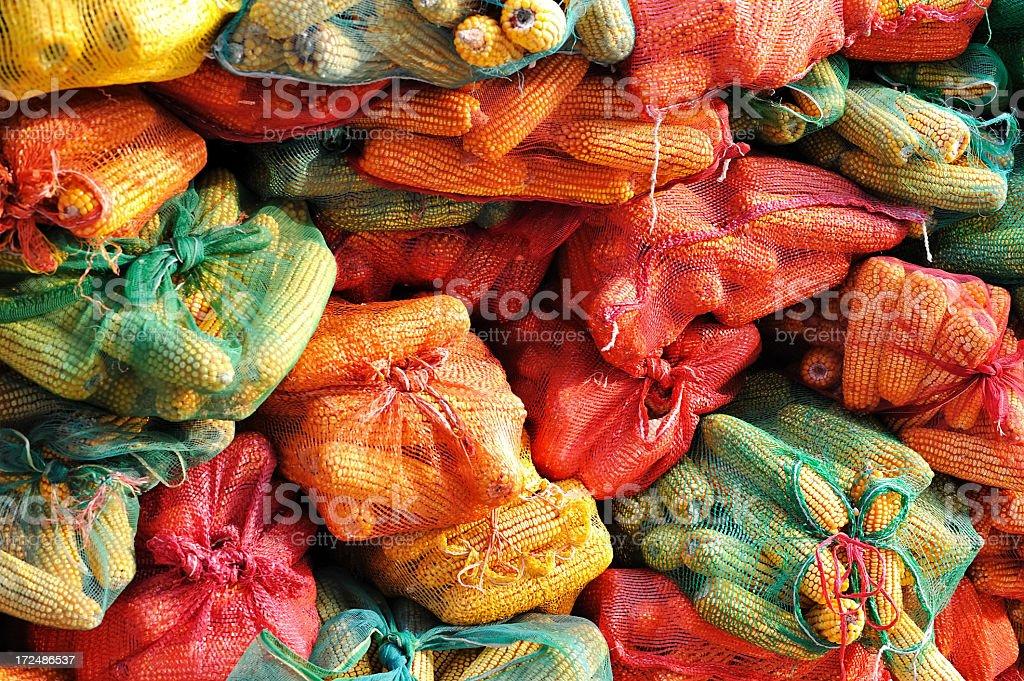 corns royalty-free stock photo